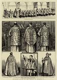 Advanced Ritual in the Church of England, II