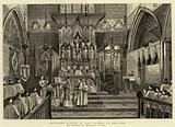 Advanced Ritual in the Church of England