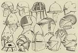 Some Ancient Helmets