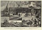"""Deeds of """"Derring-Do"""" by Our North Sea Fishermen"""
