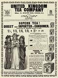 Advertisement, United Kingdom Tea Company