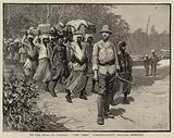 """On the Road to Uganda, """"The Times"""" Correspondent leaving Mombasa"""