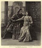 "Madame Sarah Bernhardt in Sardou's ""Gismonda"""