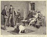 The Detention of Mr Robert Barr at Seleucia, the Scene in the Customs House