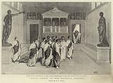 """Julius Caesar"" at Her Majesty's Theatre"