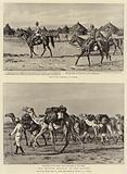 The British Advance in the Soudan