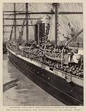 The Spanish-American War, Reinforcements for Admiral Dewey