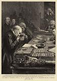 The Opening of Parliament, 31 January 1893, Mr Gladstone, supported by Mr Marjoribanks …