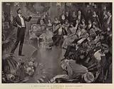 A Recitation at a Christmas Entertainment