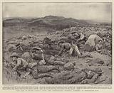 The War in South Africa, with the Queensland Imperial Bushmen at Rhenoster Kop