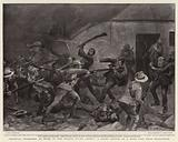 Imperial Yeomanry at Work in the Orange River Colony, a Night Attack on a Boer Post near Bethlehem