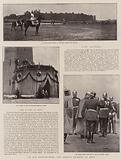On Old Battlefields, the German Emperor at Metz