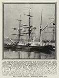 The National Antarctic Expedition Relief Ship