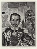 Rear-Admiral Ijuien of the Japanese Navy