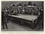 """Well Done, Japan!"", an International Game of Pool at the Union Club, Malta"