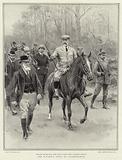 The Kaiser's Visit to Sandringham