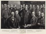 Mr Balfour's First Ministry, the Reconstructed Cabinet
