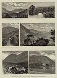 Views of Ben Nevis and the Neighbourhood