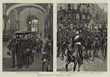 The Funeral of General Grant