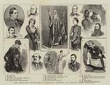 Mr William Creswick's Farewell Benefit at Drury Lane Theatre
