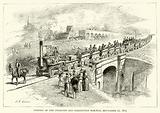 Opening of The Stockton and Darlington Railway, 27 September 1825