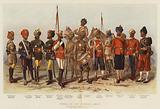 Types of the Bombay Army