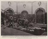 The Late Lord Leighton, the Lying-in-State at Burlington House