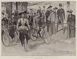 A Fashionable Pastime, the Morning Ride in Hyde Park