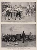 The Siege of Bulawayo, the Ambulance Corps at Work