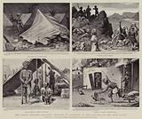 The Indian Frontier Troubles, Sketches of Incidents of the Campaign in the Swat Valley