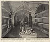The Royal Vault at Windsor where the Body of the Duchess of Teck was interred