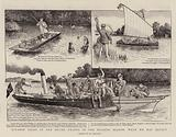 Strange Tales of the Silver Thames in the Holiday Season, what we may Expect