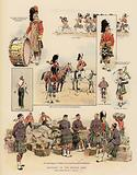 Sketches of the British Army