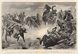 A Messenger of Death, a Good Shot by the Naval Brigade at Estcourt, on 18 November