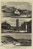 Sketches at Nobel's Dynamite Manufactory, Ardeer, Ayrshire