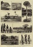 Sketches at Loanda, South-West Africa, I