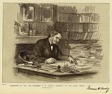 Celebrities of the Day, Professor T H Huxley, President of the Royal Society