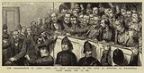 The Assassination of James Carey, his First Appearance in the Dock as Approver at Kilmainham Court …