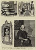 The Removal of the Remains of Dr William Harvey, the Discoverer of the Circulation of the Blood …