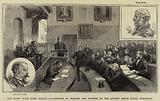 The River Plate Bank Frauds, Examination of Warden and Watters at the Queen's Bench Court, Guildhall