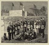The First Masonic Lodge in Morocco