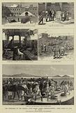 The Rebellion in the Soudan, with Baker Pasha's Reinforcements, from Cairo to Suez by Train