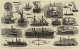 """H M S """"Imperieuse"""" and Some of the Newest Types of the Ships of the British Navy"""