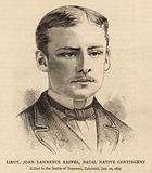 Lieutenant John Lawrence Raines, Natal Native Contingent