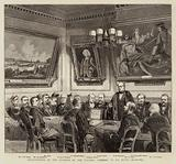 Presentation of the Freedom of the Turners' Company to Sir Henry Bessemer
