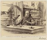Celebrities of the Day, Sir John Lubbock, Baronet, MP, DCL, FRS, LLD