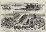 The Nile Expedition for the Relief of General Gordon, the Transport Difficulty solved