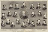 The Nile Expedition, Lord Wolseley and his Staff