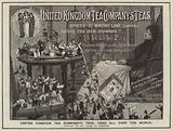 Advertisement, United Kingdom Tea Company
