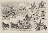 """The """"Wild West"""" under the Hammer, Buffalo Bill's Sale of Horses at Earl's Court"""